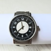 Montblanc Summit pre-owned 38mm Black Date Buckle