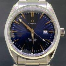 Omega Seamaster Aqua Terra occasion Bleu Acier