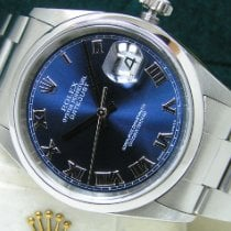 Rolex Datejust Steel 36mm Blue Roman numerals United States of America, Pennsylvania, HARRISBURG