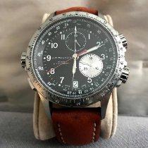 Hamilton Khaki Aviation Steel 42mm Black Arabic numerals