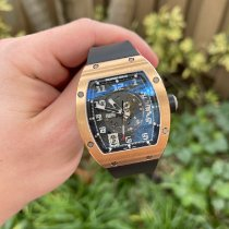 Richard Mille RM 005 Rose gold 38mm Transparent Arabic numerals United States of America, Florida, Wellington