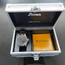 Stowa Steel 40mm Automatic 2517 pre-owned