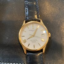 Vacheron Constantin Yellow gold Automatic White Roman numerals 33mm new Patrimony