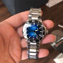 Oris Aquis Date Steel Blue United States of America, Washington, Redmond