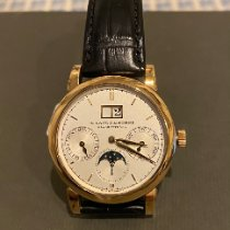 A. Lange & Söhne Saxonia new 2015 Automatic Watch with original box 330.032