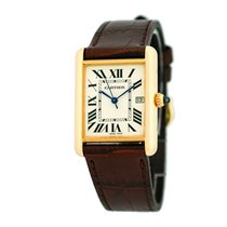 Cartier W1529756 Yellow gold Tank Louis Cartier 25.5mm pre-owned United States of America, Georgia, Atlanta