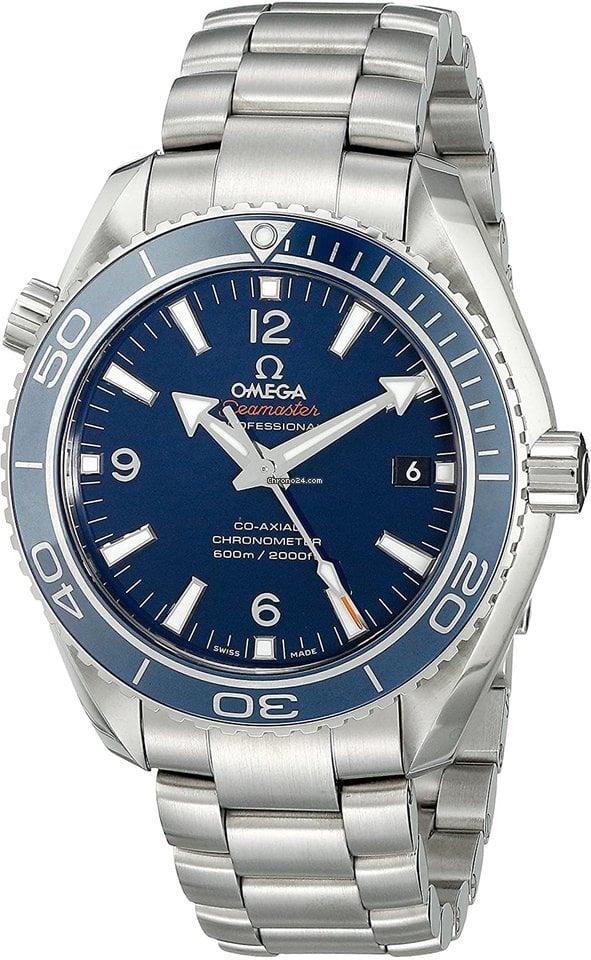 Omega Seamaster Planet Ocean 232.90.42.21.03.001 yeni