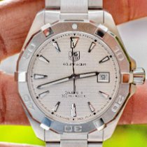 TAG Heuer Aquaracer 300M Steel 40.5mm Silver United States of America, Texas, Plano