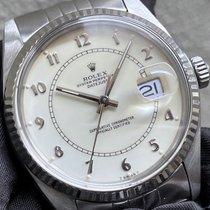 Rolex (ロレックス) Datejust ステンレス 36mm ホワイト 文字盤無し 日本, Tokyo