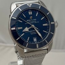 Breitling Superocean Heritage II 42 Steel 42mm Blue No numerals