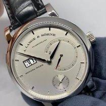 A. Lange & Söhne Lange 31 Platinum Silver