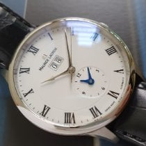 Maurice Lacroix Masterpiece Steel 40mm White Malaysia, 43300