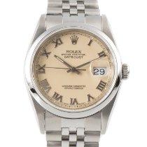 Rolex 16200 Acciaio 1991 Datejust 36mm usato
