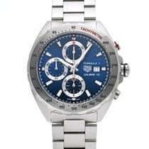 TAG Heuer Steel 44mm Automatic CAZ2015.BA0876 pre-owned