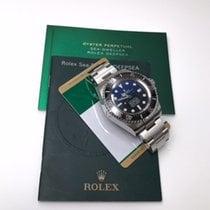 Rolex 126660 Çelik 2020 Sea-Dweller Deepsea 44mm ikinci el