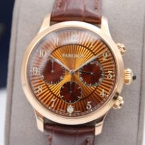 Fabergé Rose gold 40mm Automatic M1115-103-BR pre-owned