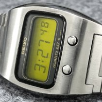 Seiko Otel 36 mmmm Cuart Seiko LC 0624-5000 - Lemon Face   1975 folosit