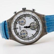 Swatch Plastic 37mm Quartz SCM402 new