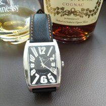 Jean Marcel new Automatic Display back Central seconds Luminous numerals Limited Edition 35mm Steel Sapphire crystal