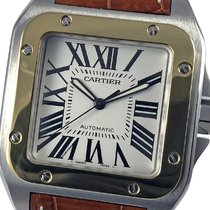 Cartier Gold/Steel 38mm Automatic 2656 pre-owned