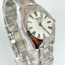 Tissot T-Wave Steel 30mm Mother of pearl Roman numerals United States of America, New York, NY