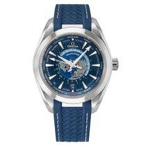 Omega Seamaster Aqua Terra Steel 43mm Blue No numerals Australia