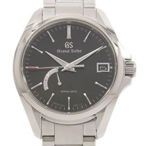 Seiko pre-owned Automatic 39mm Grey