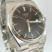 Tissot Steel 40mm Quartz T137.410.11.051.00 new United States of America, New York, NY