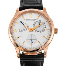 Jaeger-LeCoultre Master Control Rose gold 37mm Silver