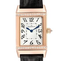 Jaeger-LeCoultre Rose gold 25mm Manual winding 256.2.75 pre-owned
