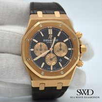 Audemars Piguet 26331OR.OO.D821CR.01 Rose gold 2021 Royal Oak Chronograph 41mm new United States of America, New York, New York