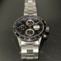 TAG Heuer Carrera Calibre 16 CV2A10 Good Steel 43mm Automatic The Philippines, General Trias Cavite
