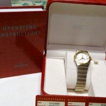 Omega 1212.30.00 Gold/Steel 2005 Constellation Quartz 35mm pre-owned