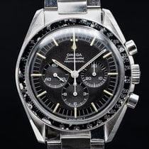 Omega Speedmaster 36287 Very good Steel 42mm Manual winding United States of America, Massachusetts, Boston