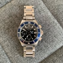 Marcello C. Tridente pre-owned 44,2mm Blue Steel