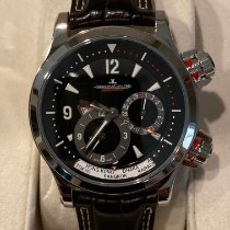 Jaeger-LeCoultre 147.8.41.S Steel 2007 Master Compressor Geographic 41mm new United States of America, Alabama, huntsville