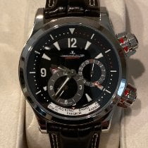Jaeger-LeCoultre Master Compressor Geographic new 2007 Automatic Watch with original box and original papers 147.8.41.S