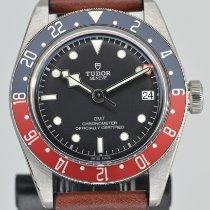 Tudor Black Bay GMT Steel 41mm Black No numerals United States of America, California, Stockton