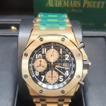 Audemars Piguet Royal Oak Offshore Chronograph 26470OR.OO.1000OR.03 Sin usar Oro rosa 42mm Automático