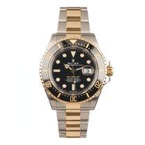 Rolex Sea-Dweller 126603 Muy bueno Acero y oro 43mm Automático