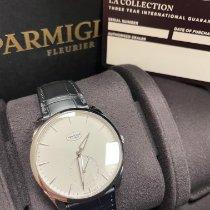 Parmigiani Fleurier PFC288-0000100-XA1442 Stahl 2019 Tonda 40mm neu