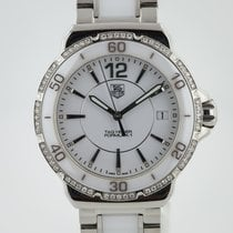 TAG Heuer Formula 1 Lady Steel 34.5mm White Arabic numerals United States of America, California, Pleasant Hill