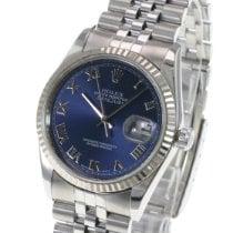 Rolex Datejust Steel 36mm Blue United States of America, California, Sherman Oaks