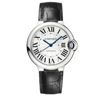 Cartier Stahl Automatik wsbb0028 neu