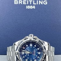 Breitling Colt Quartz Steel 41mm Blue Arabic numerals United States of America, California, Pleasanton