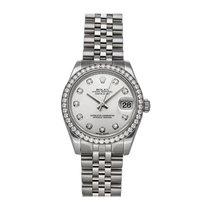 Rolex Lady-Datejust Steel 31mm Silver No numerals United States of America, Pennsylvania, Bala Cynwyd
