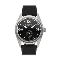 Bell & Ross Steel 41mm Automatic BRV123-BL-ST/SCA pre-owned United States of America, Pennsylvania, Bala Cynwyd