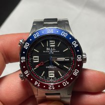 Ball Titanium Automatic Black 40mm pre-owned