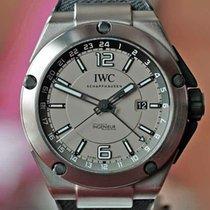 IWC Ingenieur Dual Time Titanio 45mm