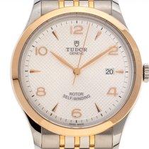 Tudor 1926 Acero 41mm Blanco Arábigos
